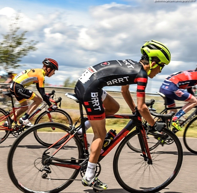 Alexander Norman - Lee Valley Velo Park, U14's Crit June 2019